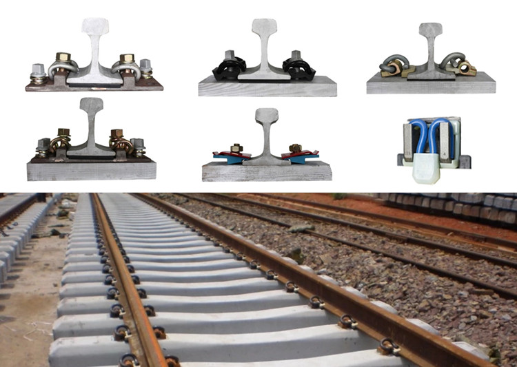 Rail clips applications