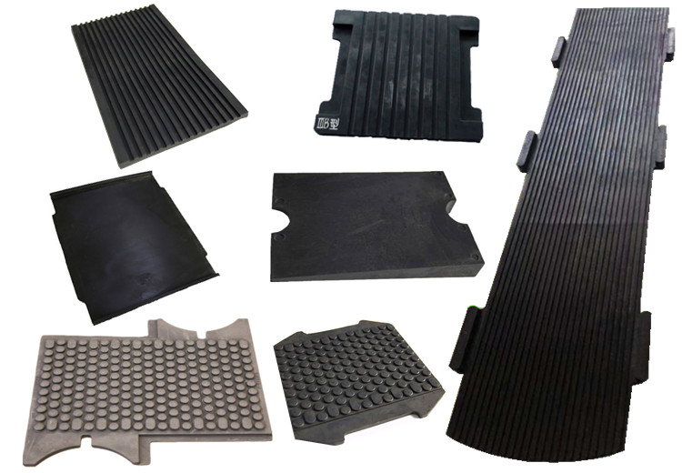 Classification of rail rubber pads