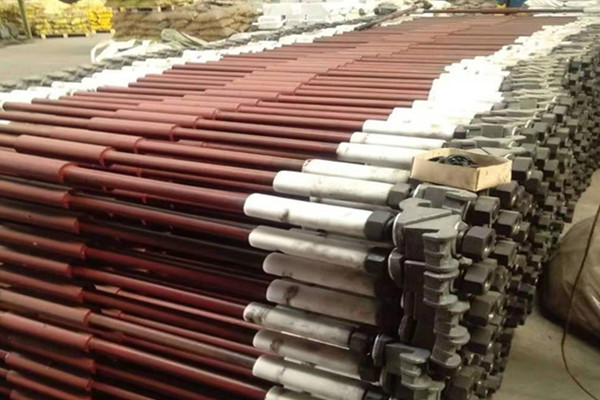 China rail guage rod manufacturer