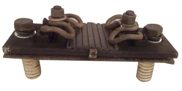 China railroad fasteners manufacturers