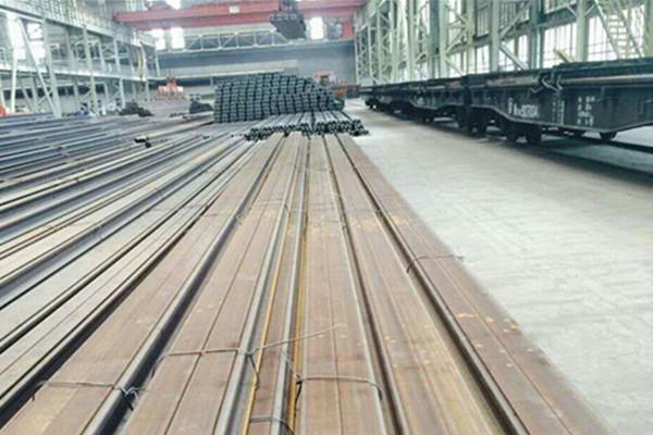 Chinese steel rail manufacturer