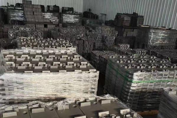China railway parts supplier