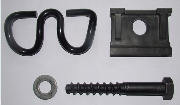 China rail fastening system supplier