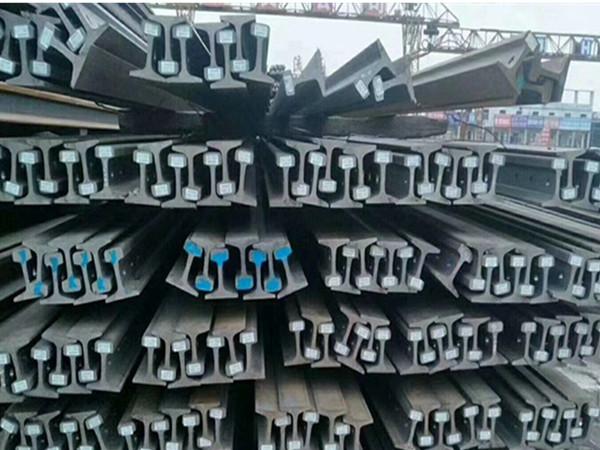 China steel rail supplier
