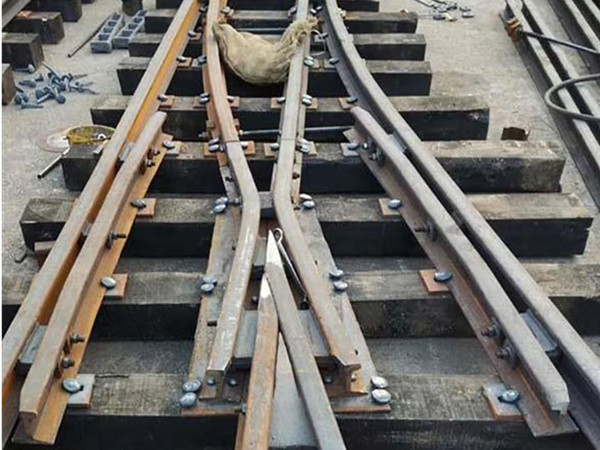 Chinese railway switch manufacturer