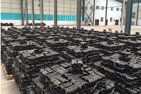 China rail fastening system factory