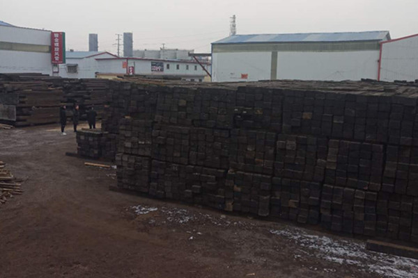 China Railway Sleepers Suppliers